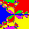 vatine: z^5+z^3+1 Newton-Raphson fractal (coding)
