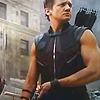 laceymcbain: (Avengers Hawkeye biceps)