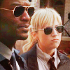 thingswithwings: hardison and parker don't want excuses (lev - hardison and parker don't want exc)