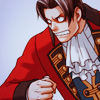 korafox: Edgeworth is annoyed (Annoyed Edgeworth)