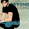 defenestrated: Terry McGinnis [Batman Beyond] (Line starts here; ends around the block.)