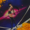 everchangingmuse: anime sailor starfighter posing post-henshin (sailor starfighter stage on)