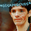 zinjadu: (merlin disapproves)
