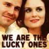 zinjadu: (we are the lucky ones)