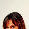 purpleyin: Sydney Bristow plain icon with icon cut below her eyes (heady)