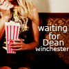 meandmymuses: (Dean waiting for Elle)