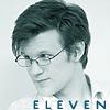 nonelvis: (DW Eleven (blue))