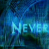 "rodo: ""never"" part of the neverwhere logo (neverwhere)"