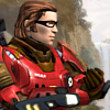walking_nuke: Or the glove's just chafing me again. (☢ MECH ARMOR ▱ Looking ▱ Preparing)