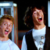 nomelon: (bill&ted yay grin)