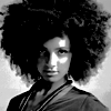ajnabi: black girl with an awesome afro :D (i want my patched skin back)