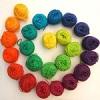 snapglass: Marta's Yarns Metro all-merino superwash yarn, in the full color range (rainbow, spectrum, yarn)