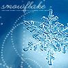 icewolf: snowflake (snowflake)