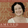 icewolf: amused Elizabeth Bennet (amused)