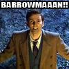 jcbaggee: Barrowmaaan (Doctor Who, Barrowman, Barrowmaaan)