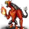 esplin9466: ([morphed] inferno beast)