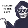 lastminutestuff: (haters)