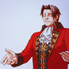 korafox: Edgeworth is smart (Elementary)