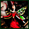 thedivinegoat: A photo of a Christmas Fairy Tree Ornament on a pile of other tree ornaments. No text. (My Photo - Christmas Fairy)