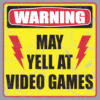 storyinmypocket: ([video games] warning)