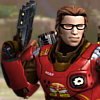 walking_nuke: You think that's a gun? THIS is a gun! (☢ MECH ARMOR ▱ Pistol Ready ▱ Angry)