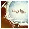 jedibuttercup: Stare in Wonder (stargate)