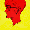 beeloved: (dave, sketch profile)