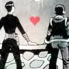 glinda: fey/izzy canon lesbians ftw (izzy/fey love)