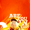 kencana: (Up // Russel2 orange)