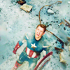 salphone: (captain america)