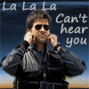 danceswithgary: (John - Can't Hear You)