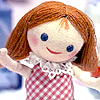 indeliblesasha: The red haired doll from Rudolph (Rudolph - Red head)