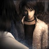 estirose: A man looks at his reflection in the mirror. (Mafuyu - Fatal Frame)