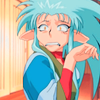 admiral: ryoko → tenchi muyo (good lord that can't possibly be legal)