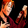 batouttahell: Marvel Divas #4 | Tonci Zonic ([marvel divas] more wine?)