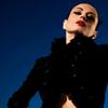elizaria: woman dressed in black (dar- staredown dressed in black)