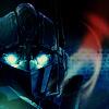 delilahdraken: Cybertronian face mask (transformers)