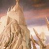 delilahdraken: goblin castle seen from the labyrinth (Goblin Castle - Labyrinth)