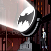 cmshaw: DC Comics: Barbara Gordon waits by the Batsignal, being TINY and AWESOME (TINY and AWESOME)