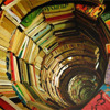 starlady: a circular well of books (well of books)