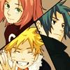 kakairupowns: [Naruto] Sasuke/Naruto/Sakura (Team7)