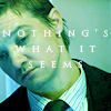 oxoniensis: jason walsh, with text: nothing's what it seems (fandom: tu nothing's what it seems)