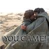 lavendertook: (you came!)