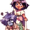nan: ([slayers] Zel/Amelia - top of the world)