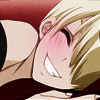princecreepshow: @doujinshi (cutesy blush)