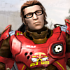 walking_nuke: Now I'm just confused at a higher level. (☢ MECH ARMOR ▱ Headtilt ▱ Unsure)
