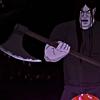 tonto: (drunk and axe-wielding........)