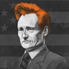 jlh: conan o'brien (gents: Conan O'Brien)