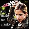aethel: (buffy cranky)