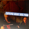 verity: spike and dawn: careful what you read (spike + dawn (careful what you read))